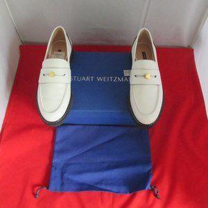 Stuart Weitzman Women's Penley Penny Loafers